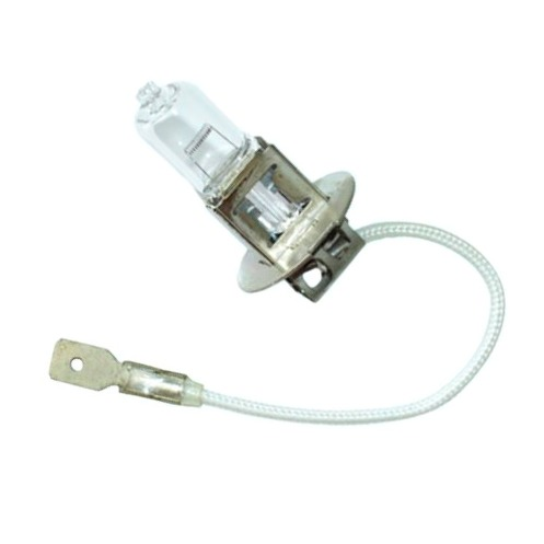 Bulb with wire base 12v55w pk22s
