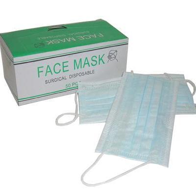 NovahDent - Non Woven Face Mask Blue Ear-loop 400x400