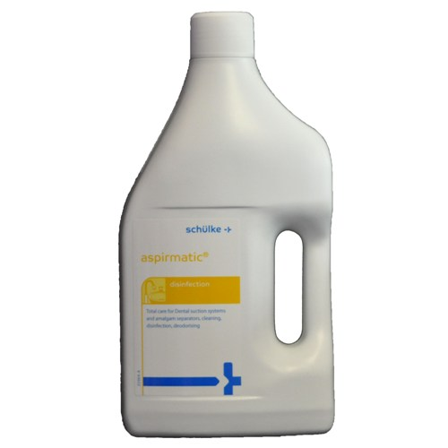 Disinfectant & Cleaning For Suction System & Spitton