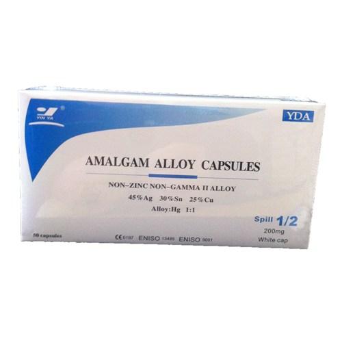 YDA - Amalgam Capsules half Spill