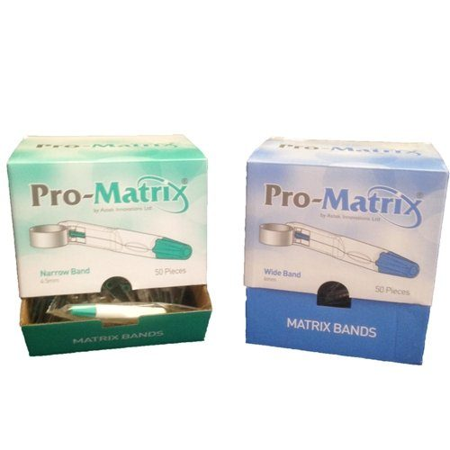 Pro Matrix Pre-assembled Band & Retainer