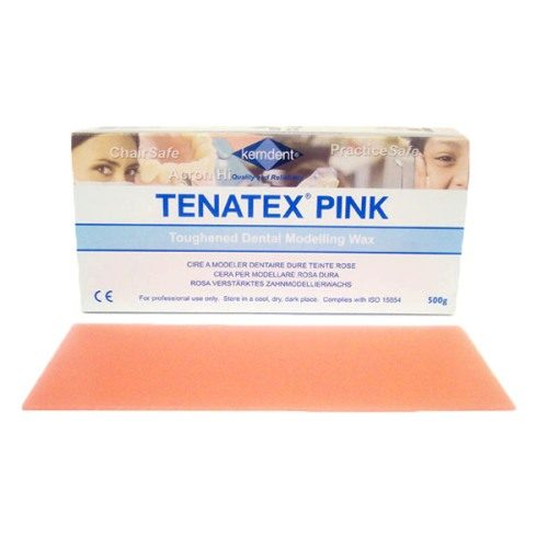 Tenatex Modelling Wax Sheets