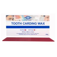 Tooth Carding Wax Sheets